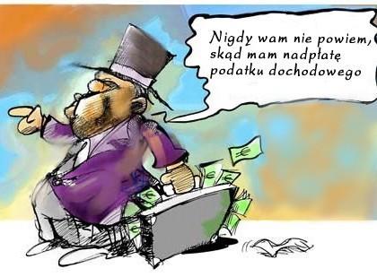 Co zrobić kiedy powstanie nadpłata podatku w urzędzie?